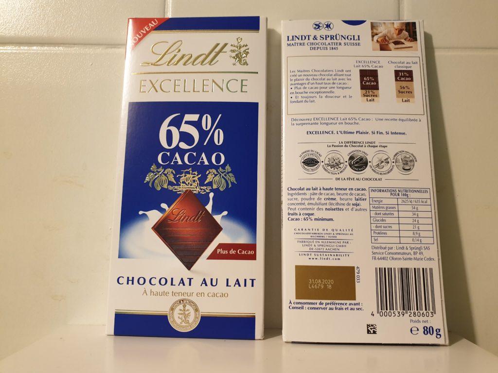 Lindt-Excellence-Chocolat-au-lait - Lindt-10