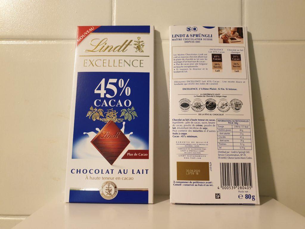 Lindt-Excellence-Chocolat-au-lait - Lindt-6