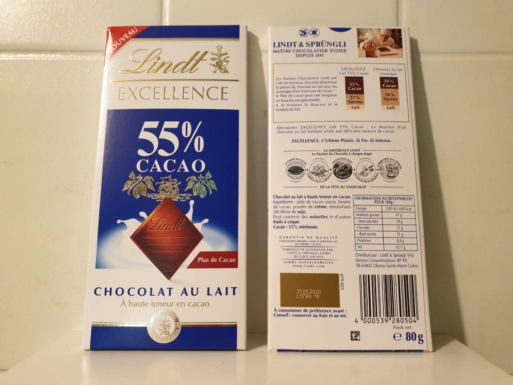 Lindt-Excellence-Chocolat-au-lait - Lindt-8