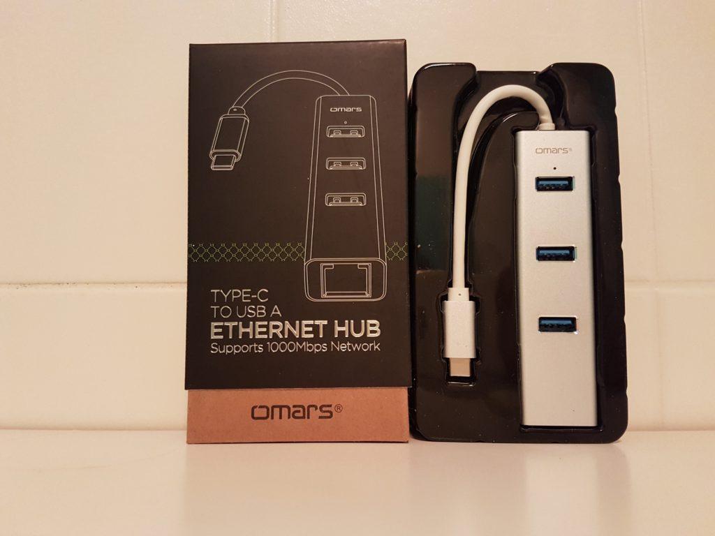 OMARS-Hub-USB-C-3-USB-3.0-RJ45 - OMARS-Hub-USB-C-3-USB-3.0-RJ45-5.jpg