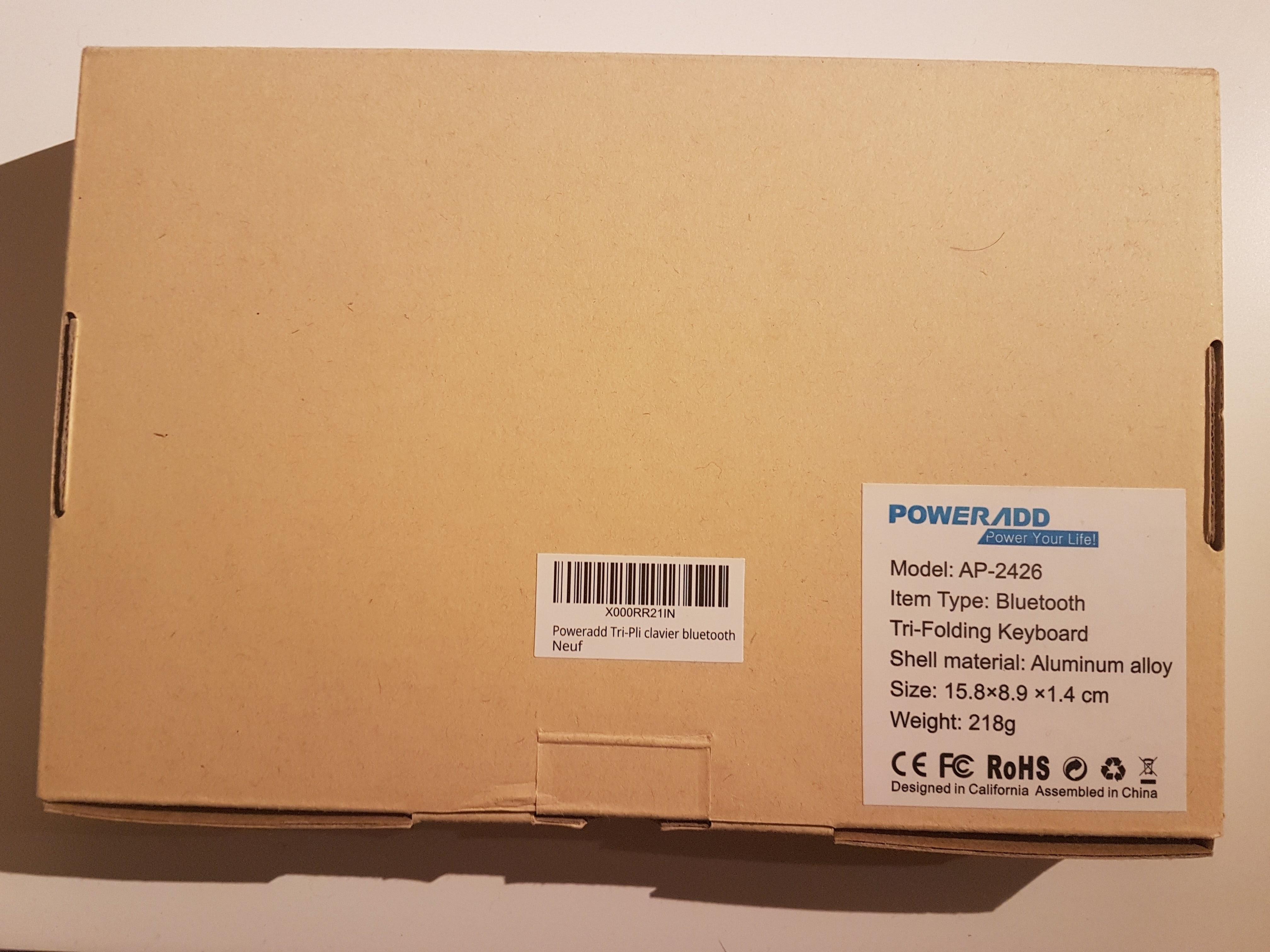 POWERADD-Clavier-Bluetooth-AZERTY - POWERADD-Clavier-Bluetooth-AZERTY-2.jpg