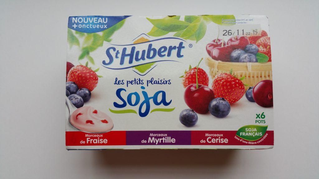 St Hubert Les Petits Plaisirs Soja® Morceaux de Fraise, Myrtille et Cerise-9