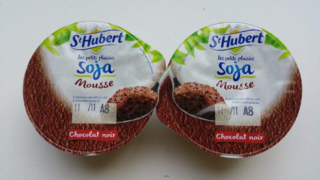 St Hubert Les Petits Plaisirs Soja® Mousse chocolat noir-6